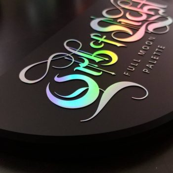 Black Moon Cosmetics is coming out with a bewitching eyeshadow palette