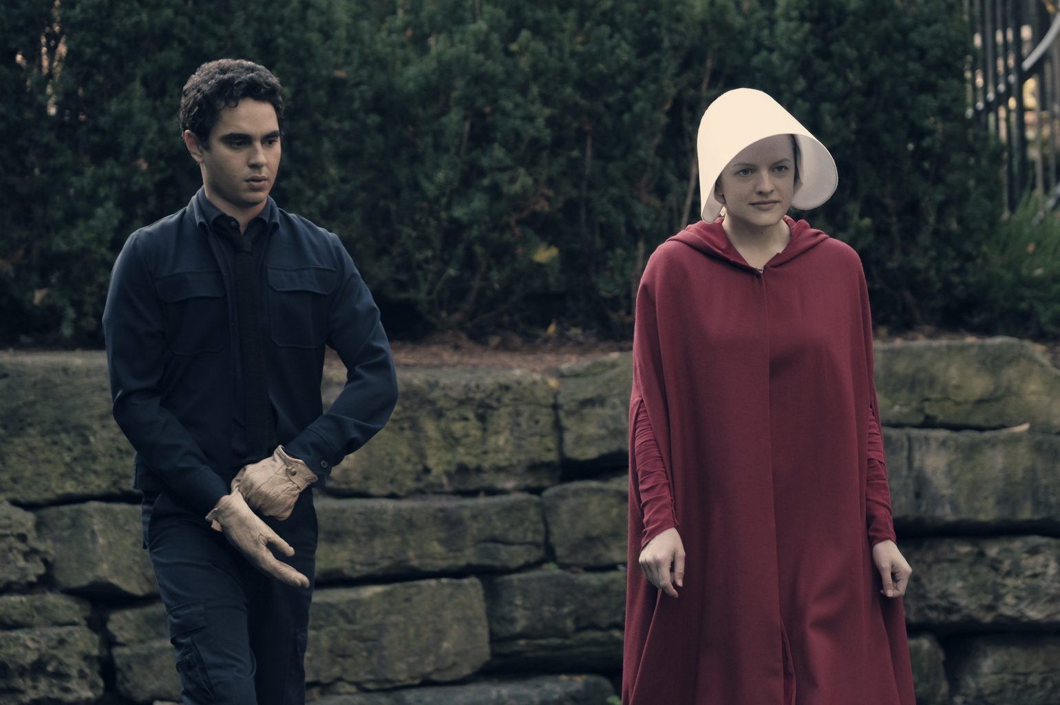 "If you're already hooked on ""Handmaid's Tale,"" good news: The plan is for there to be *multiple* seasons"