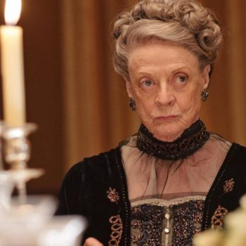 "There's going to be a traveling ""Downton Abbey"" exhibit, Dowager Countess not included"