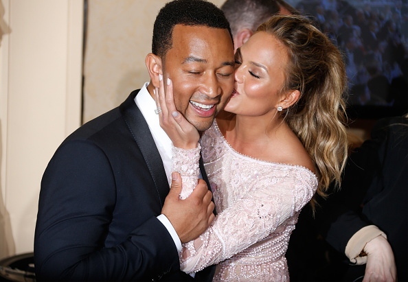 Chrissy Teigen says Luna's personality is more like dad John Legend's, and our hearts are full rn