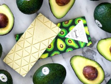 Avocado chocolate is here, so our foodie dreams are officially real