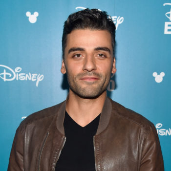 One of our favorite internet boyfriends, Oscar Isaac, is now a DAD