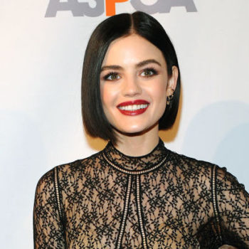 """Pretty Little Liars"" actress Lucy Hale reveals why she quit drinking"