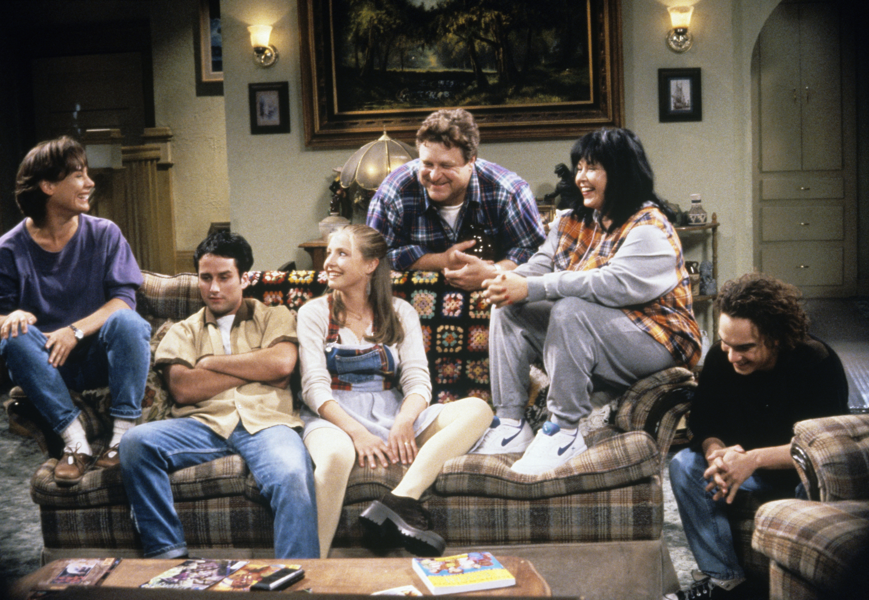 "For today's revival TV news: ""Roseanne"" is *probably* coming back"