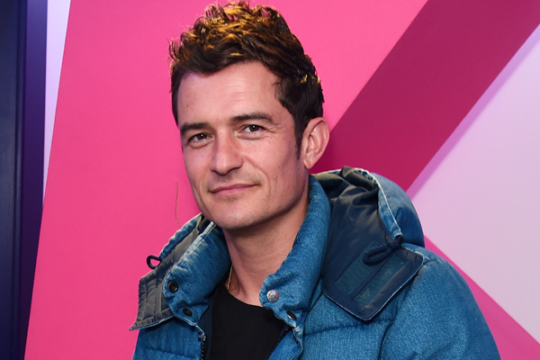 The first time Orlando Bloom got recognized in public was SUPER creepy