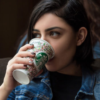 Coffee might actually help your relationship, so make ours a venti