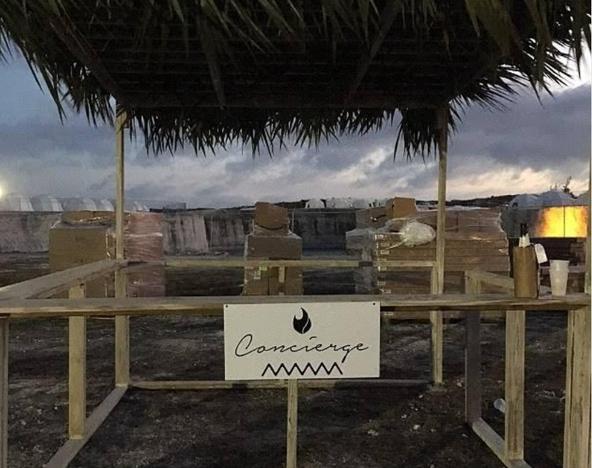 Fyre Festival was supposed to be the year's hottest party, and OMG did it go wrong