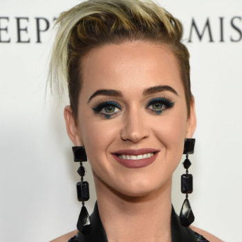 Katy Perry ran a food truck in Times Square yesterday, and we bet you can guess what they served