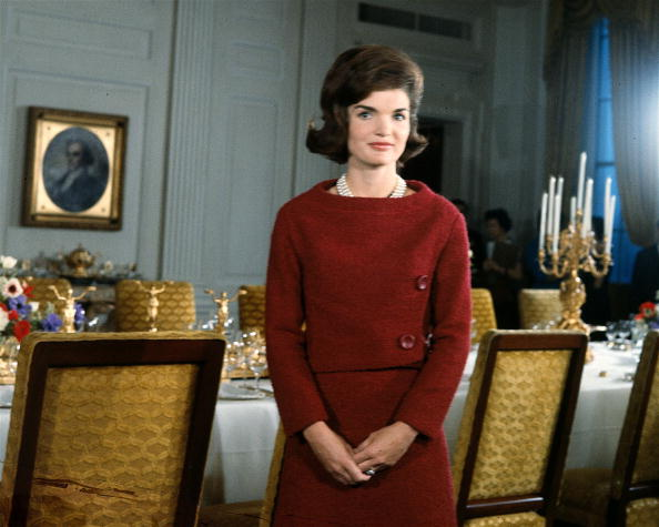 Jackie Kennedy had a genius way of organizing her shoes, and we're copying her ASAP