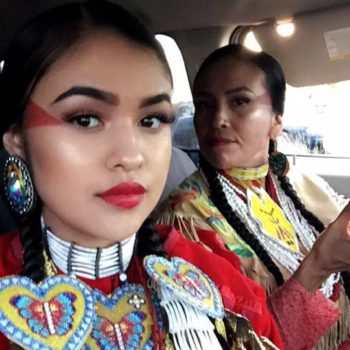 This Cree dancer organized a red dress jingle dance to remember missing and murdered indigenous women