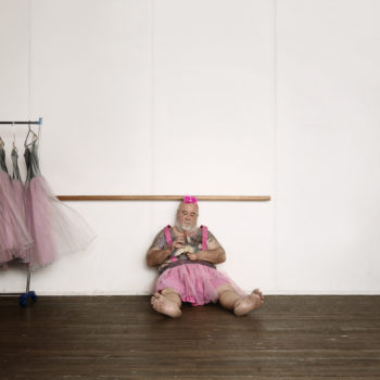 People in Wyoming are sporting tutus for an empowering reason