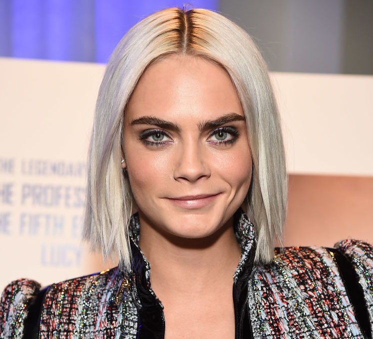 Cara Delevingne fangirling out over meeting a sports star is so understandable