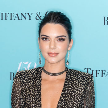 Kendall Jenner just blew our minds with waist-high boots