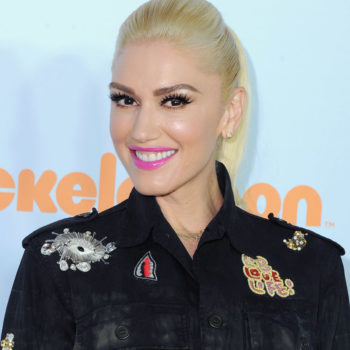 Gwen Stefani was so adorably excited about her sons' First Communion ceremony