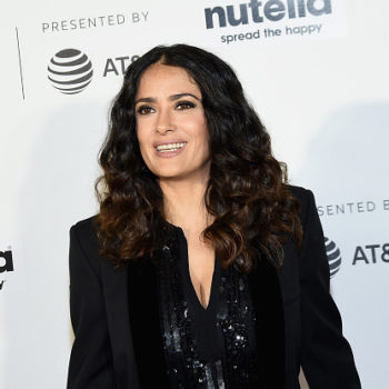 Salma Hayek's daughter is becoming a scientific entrepreneur, and her specialty is so awesome
