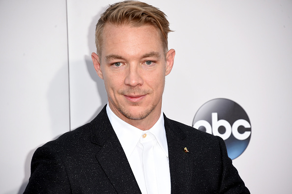 """Diplo just signed a major modeling contract, because he's """"always wanted to be a supermodel"""""""