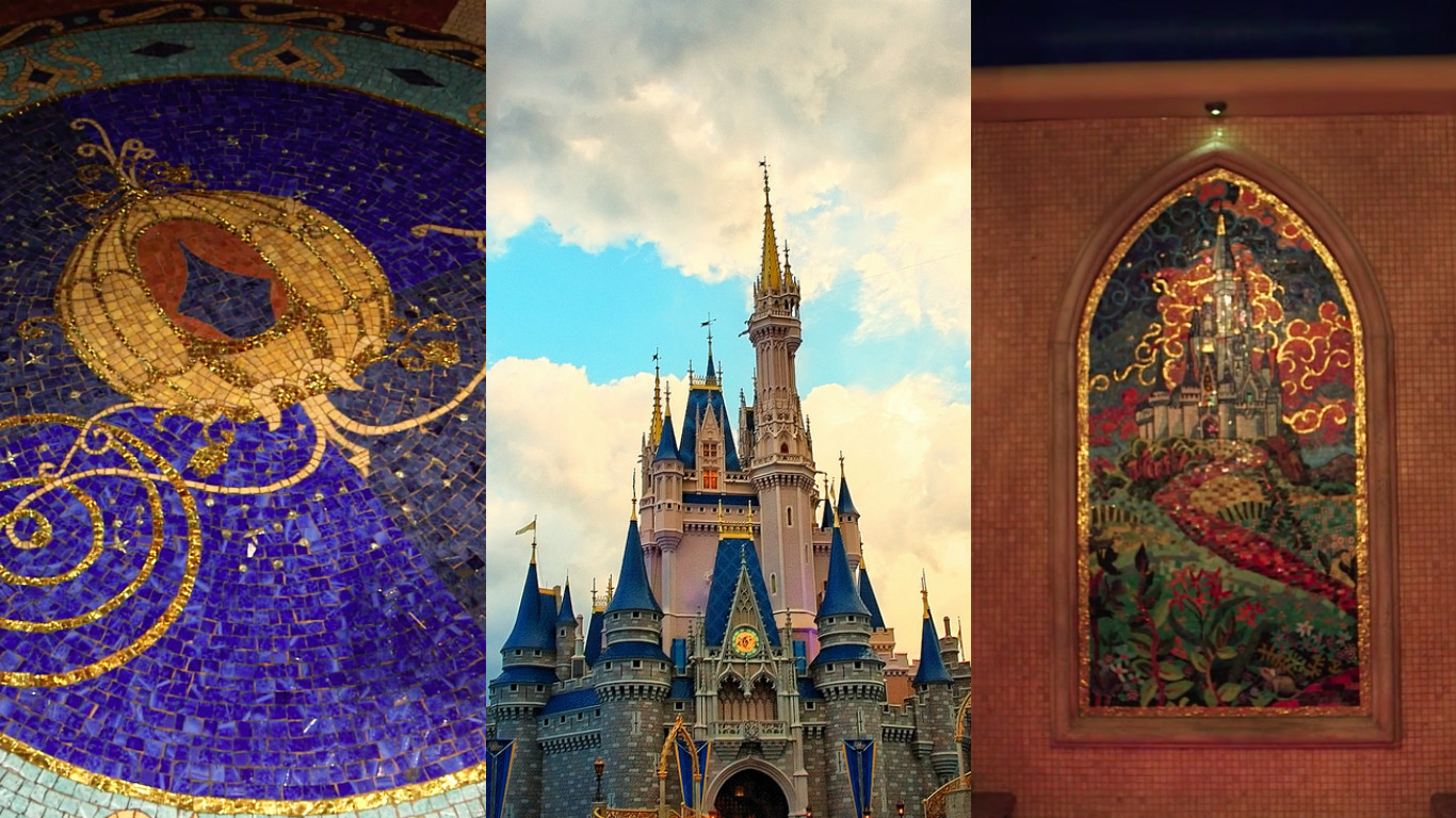 Take a peek inside the elusive Cinderella Castle suite at Walt Disney World