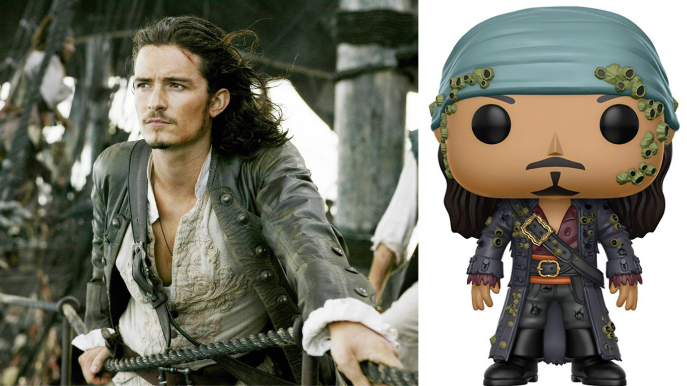 """A new """"Pirates of the Caribbean"""" toy might have just spoiled a big twist for Will Turner"""