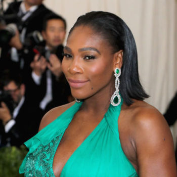 Serena Williams has graced the Met Gala with her (very pregnant) presence
