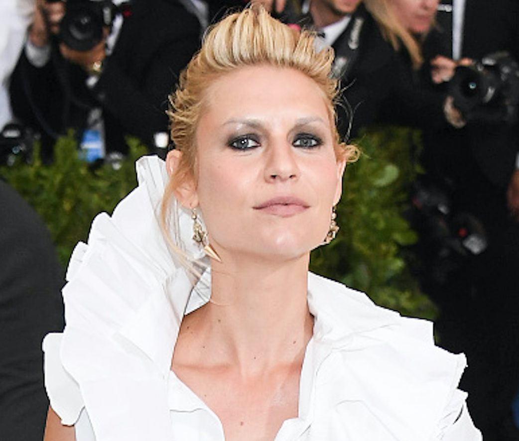 Claire Danes Met Gala look is like shredded paper meets origami