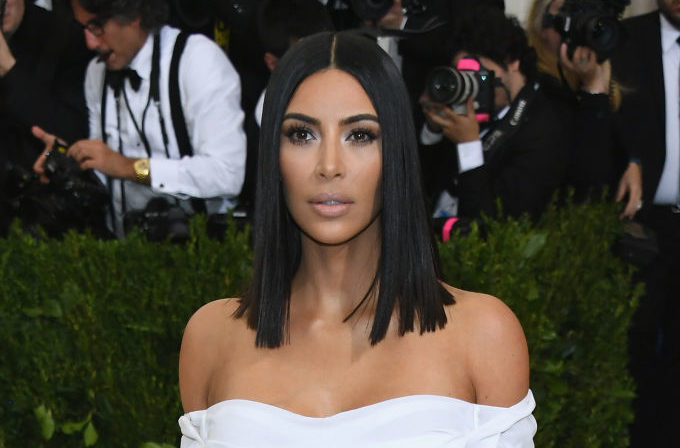 Kim Kardashian is so understated at the Met Gala that we almost didn't recognize her