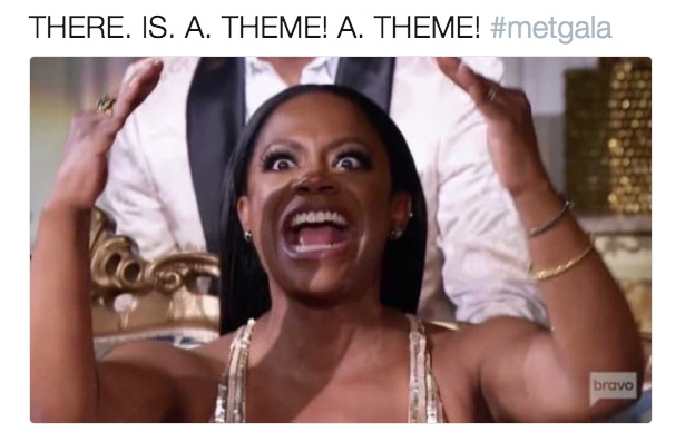 Here are the 31 best tweets from the 2017 Met Gala, for your pleasure