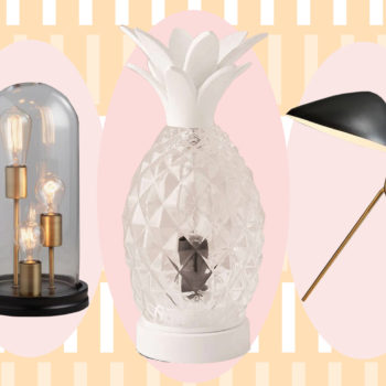 Light up your life with these 11 unconventional table lamps (all under $100)