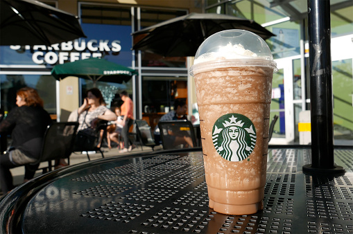 The new Starbucks Frappuccino will help you keep indulging in your favorite Girl Scouts cookie this summer