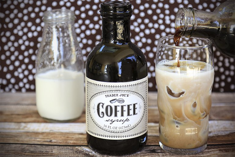 Trader Joe's is getting in on the coffee milk market