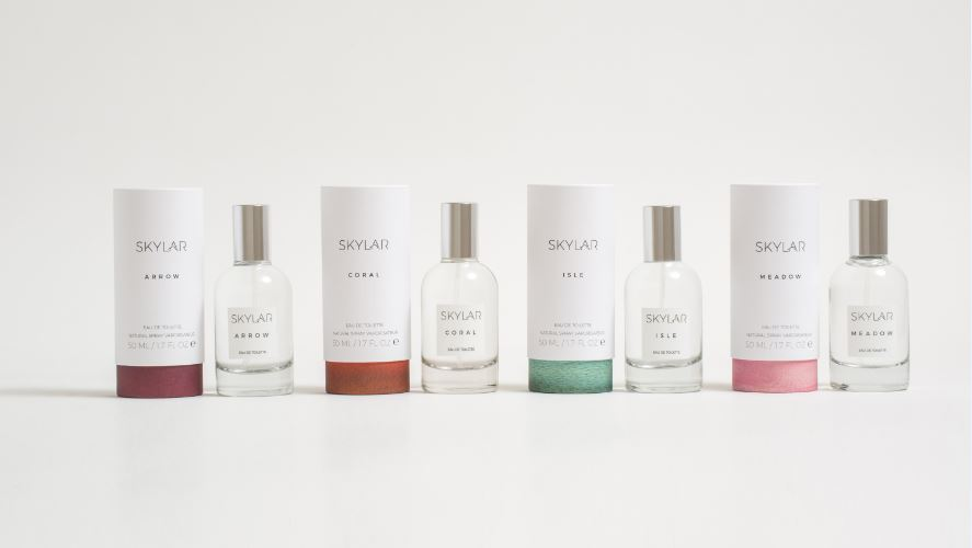 This new perfume brand lets you try their scents at home, and here's why I love that concept