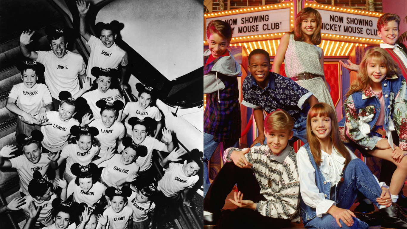 "Oh boy, Disney is bringing back ""The Mickey Mouse Club"" — but not on TV"
