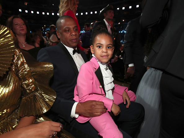 Blue Ivy's adorable red carpet dress actually costs more than some cars