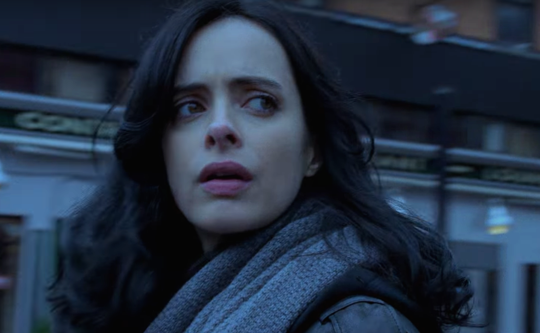 "Jessica Jones is all power and sass in the first trailer for Netflix's ""The Defenders"""