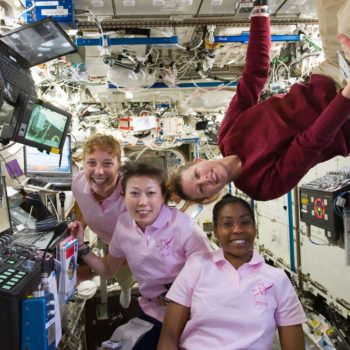 You should know about these 9 accomplishments women have made in space