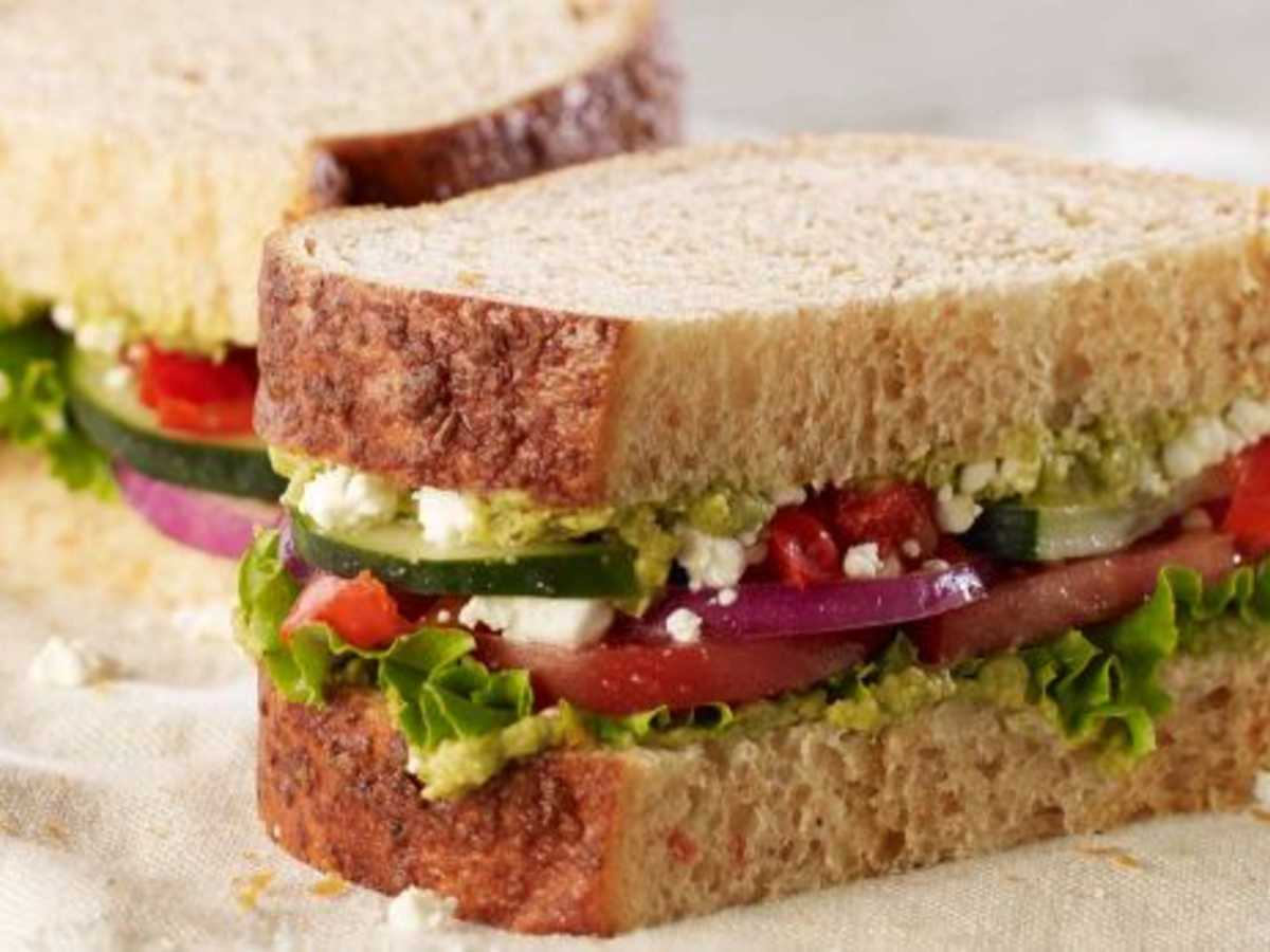 Here Are The Healthiest Sandwiches To Order Off Of Panera