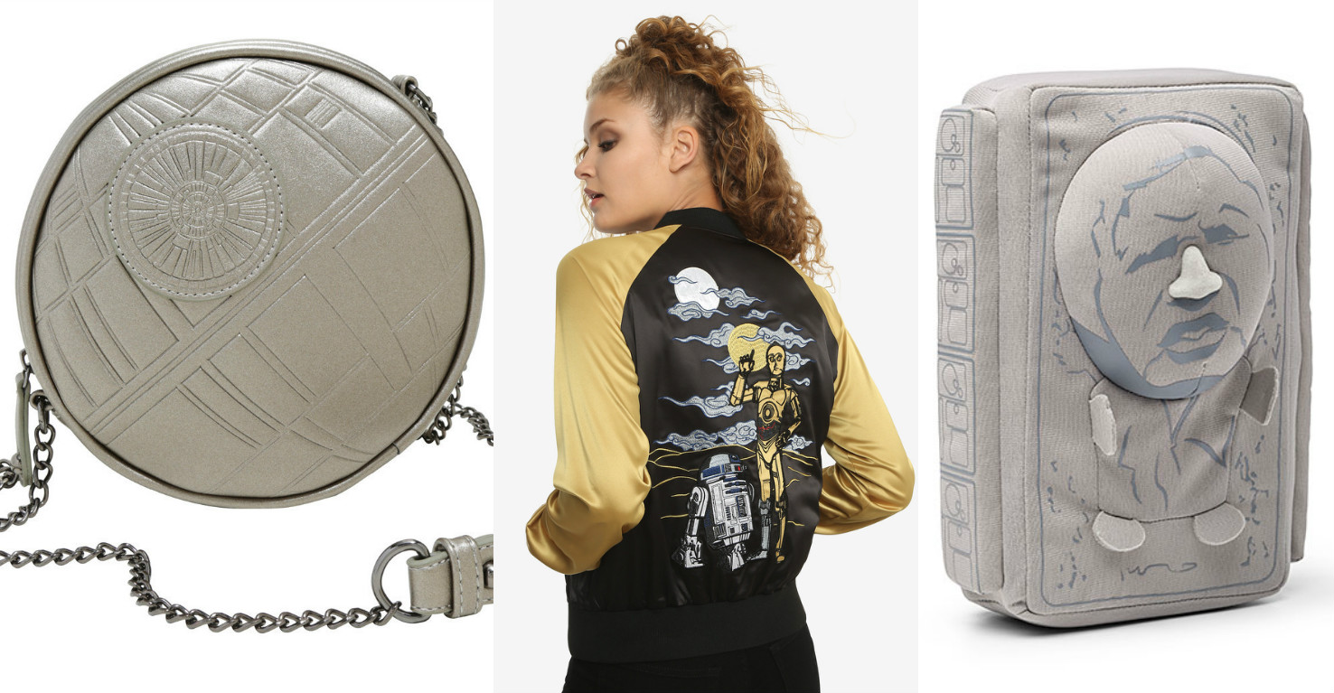"Here are all the ""Star Wars"" things I really want to buy, but I won't, because my mom wants me to stop spending money"