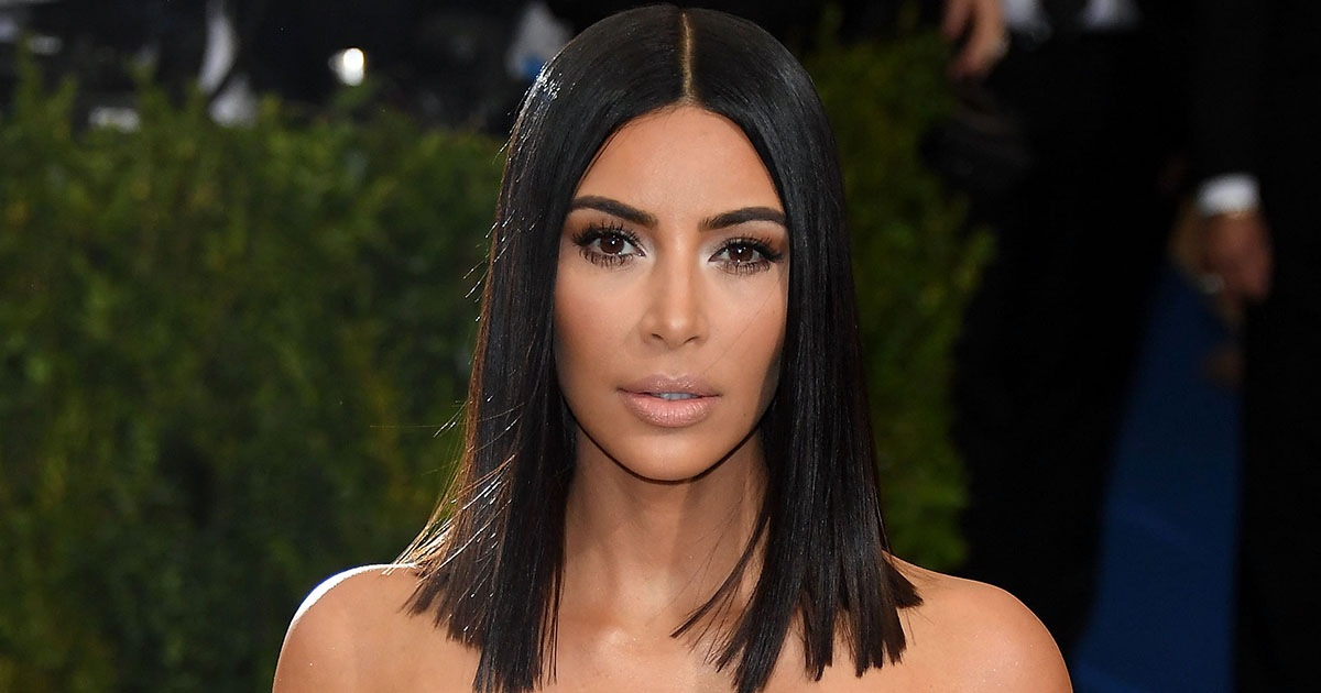 Kim Kardashian's makeup artist shared a behind-the-scenes look at a mysterious new project