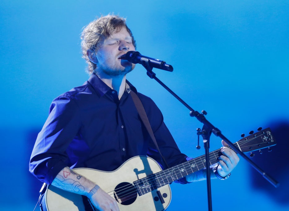 """Ed Sheeran's music video for """"Galway Girl"""" is finally here"""