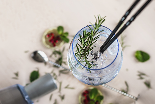This popular brand of gin is being recalled because one batch contained twice as much alcohol as advertised