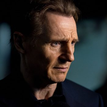 This sandwich shop found a creative way to lure in Liam Neeson