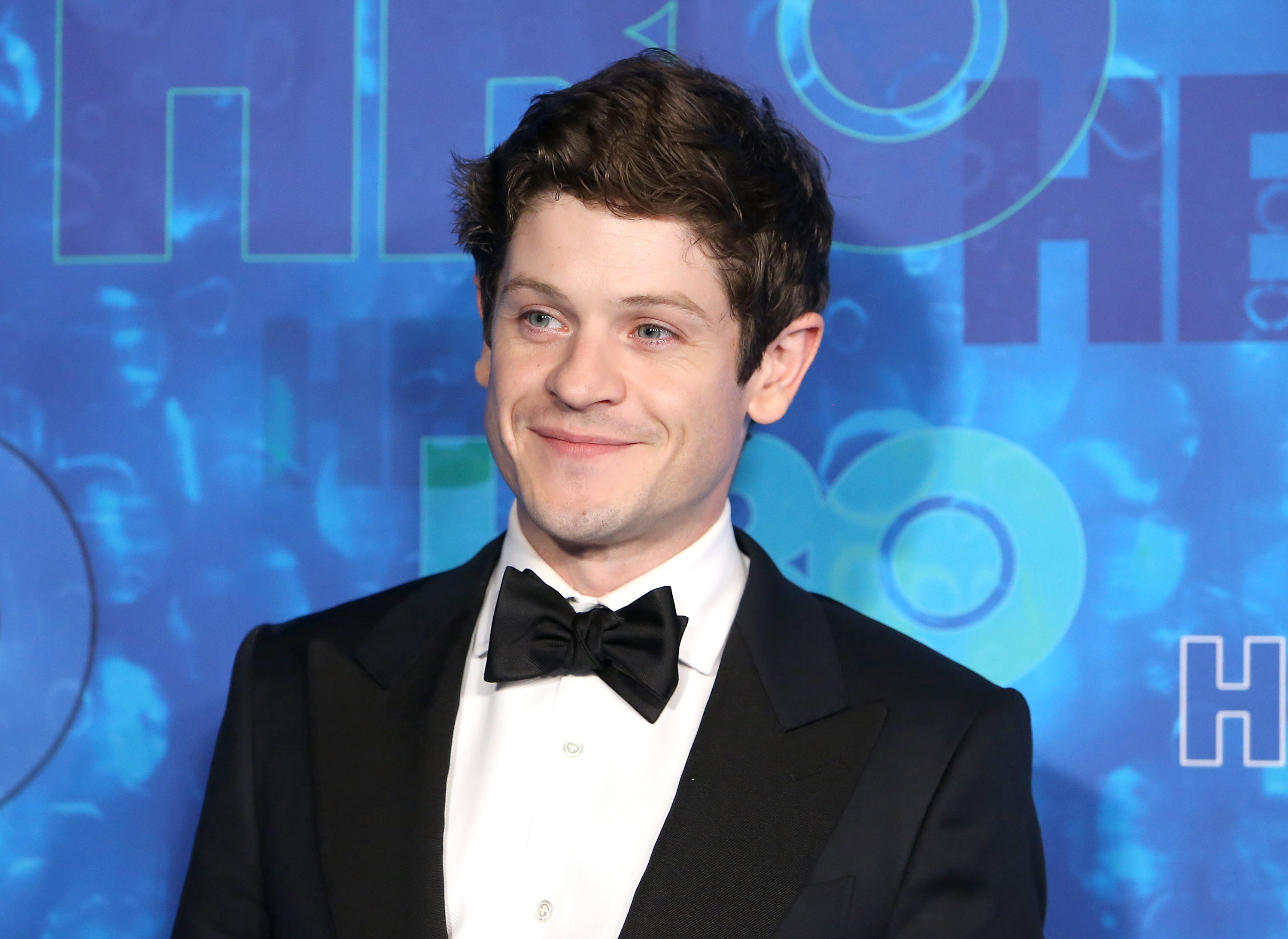 "Oh, it's just Ramsay Bolton being a superhero in the first look at Marvel's new ""Inhumans"""