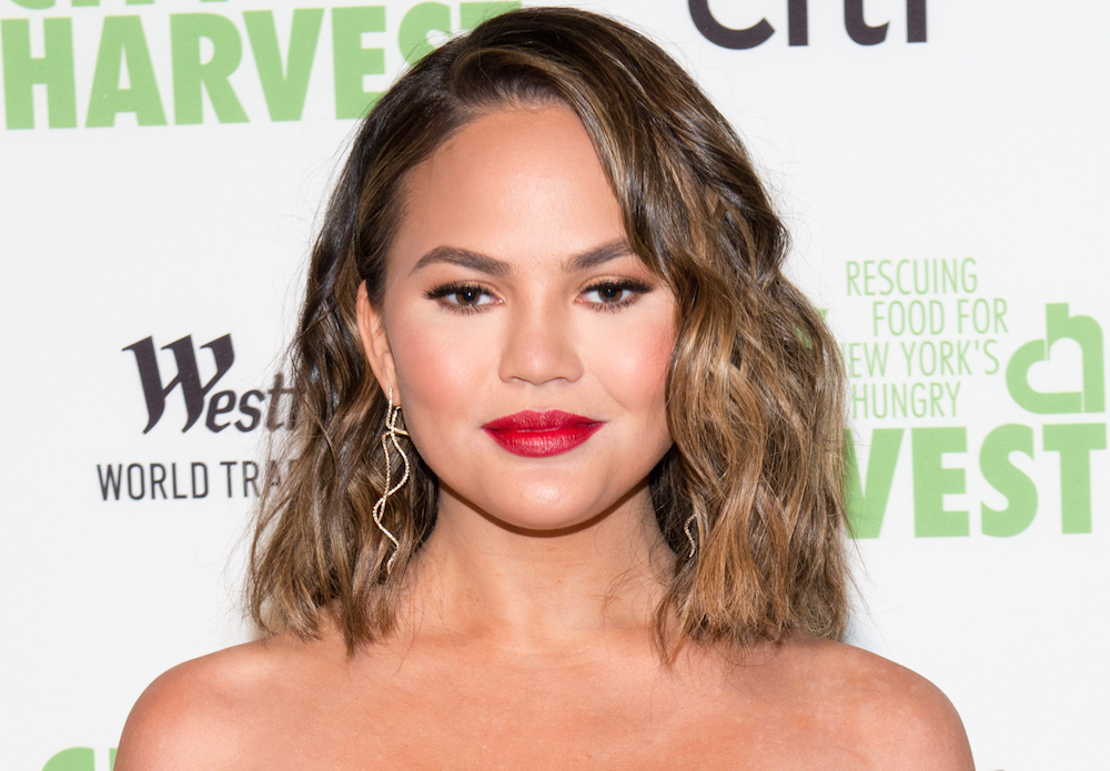GASP: the Becca Cosmetics and Chrissy Teigen collab could be launching as soon as tomorrow