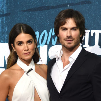 Parents-to-be Nikki Reed and Ian Somerhalder just announced their *big news* in the most heartfelt way