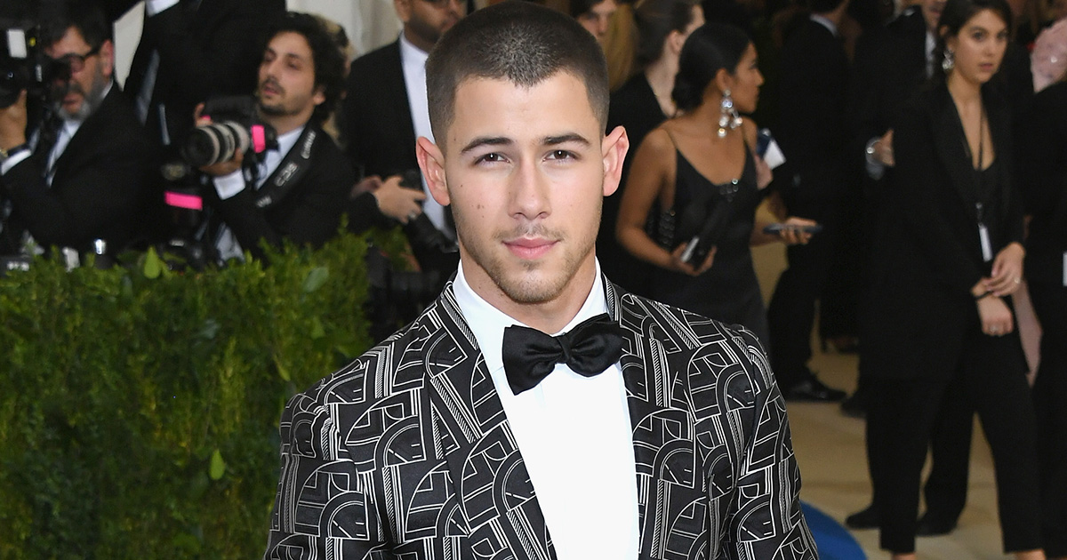 "Nick Jonas is up for an R-rated ""Camp Rock,"" so it seems we nearly have a full house"