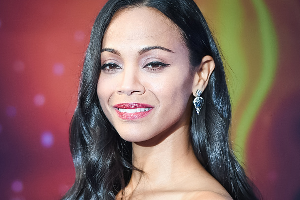 Zoe Saldana opened up about the time Britney Spears outed her pregnancy
