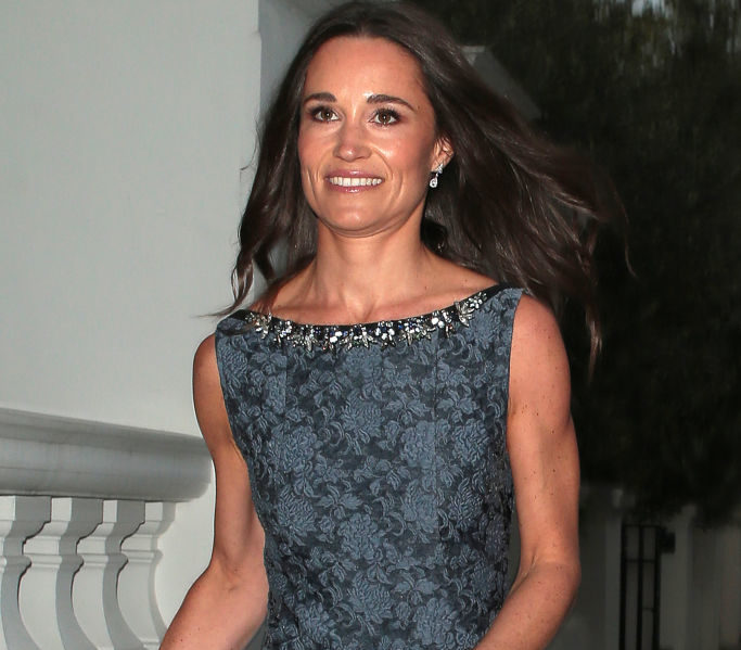 Pippa Middleton's wedding guests are being asked to adhere to the most bizarre request