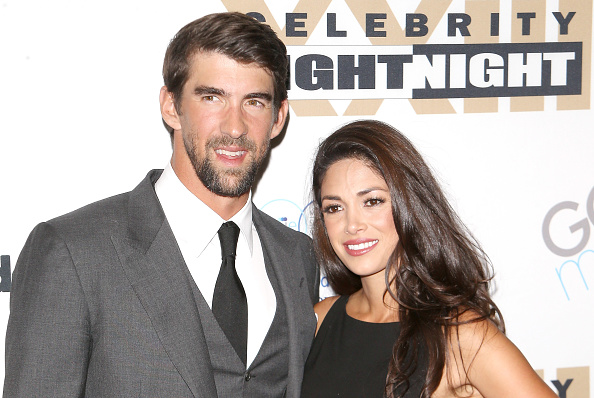 Michael and Nicole Phelps just shared the sweetest 1st birthday messages to son Boomer