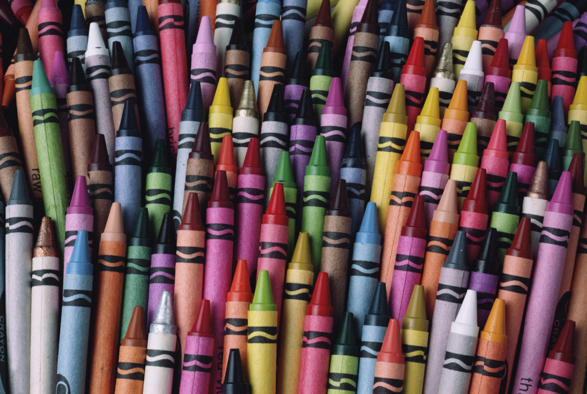 Crayola has revealed the color of their new crayon