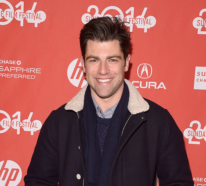 "Max Greenfield is joining ""American Crime Story,"" and we've got the saucy picture to prove it"