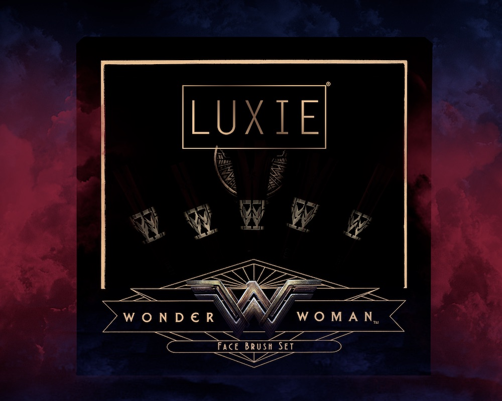 "Luxie Beauty gives us the exclusive lowdown on the ""Wonder Woman"" collab"